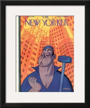The New Yorker Cover - July 20, 1929 by Leonard Dove