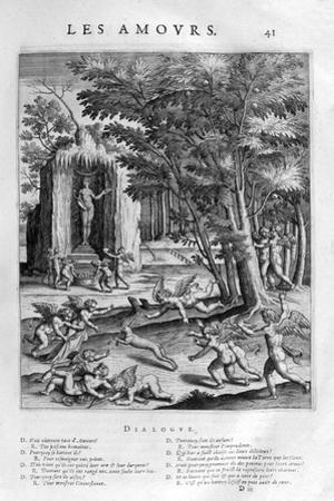 Amor, 1615