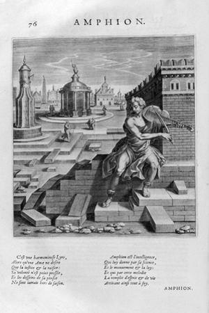 Amphion, 1615
