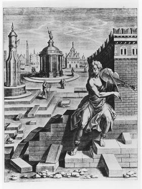 Amphion', 1615 by Leonard Gaultier