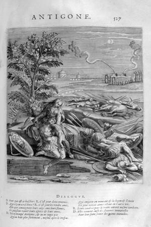Antigone, 1615