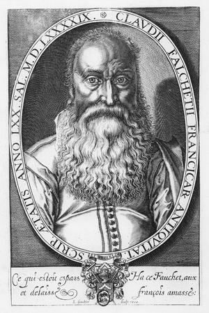 Claude Fauchet, 1610