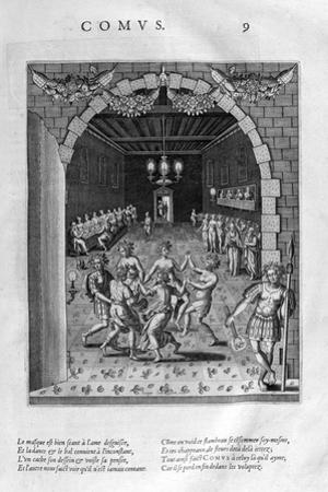 Comus, 1615