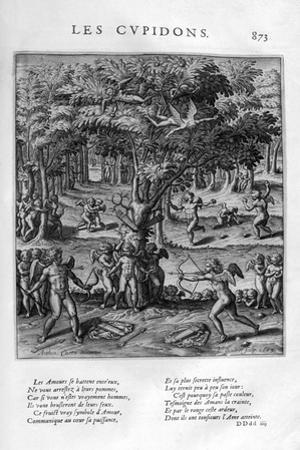 Cupidons, 1615
