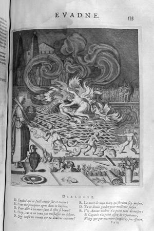 Evadne, 1615