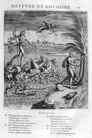 Neptune and Amymone, 1615