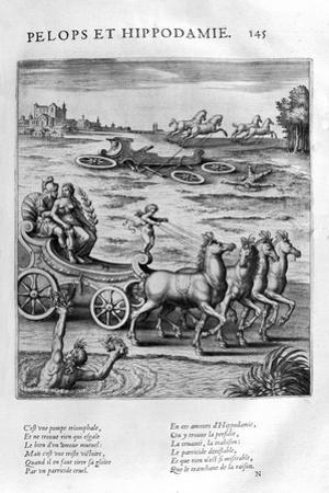 Pelops and Hippodamia, 1615