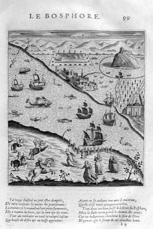 The Bosporus or Bosphorus, 1615