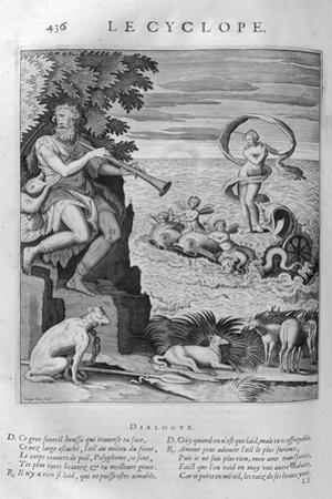 The Cyclops, 1615