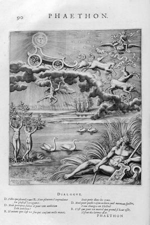 The Fall of Phaeton, 1615