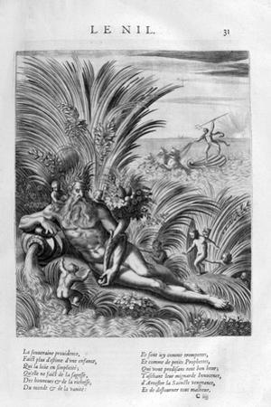 The Nile, 1615
