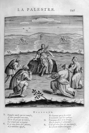 The Palestre, 1615