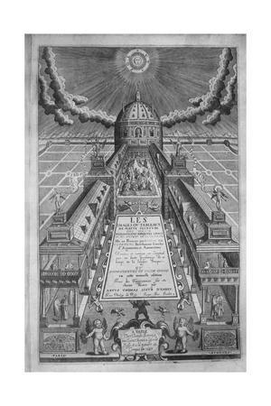 'Title page of Les Images .. Des Deux Philostrates', 1615 (1947)