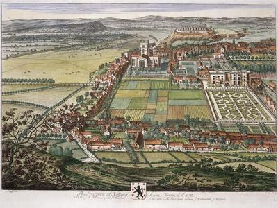 The Prospect of Nottingham from the East