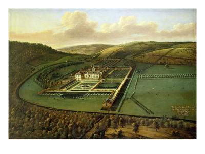The Southeast Prospect of Hampton Court, Herefordshire, c.1699