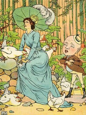 Edward Lear 's Nonsense Songs by Leonard Leslie Brooke