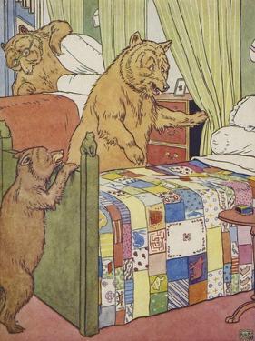 The Three Bears by Leonard Leslie Brooke