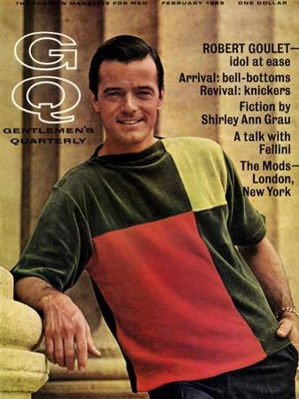 GQ Cover - February 1966