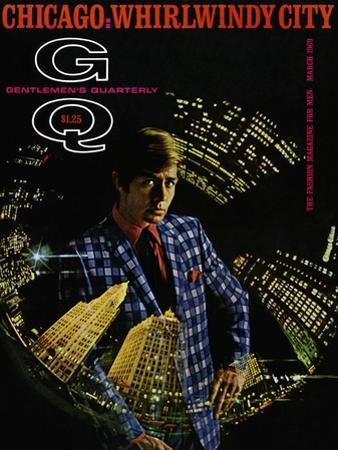 GQ Cover - March 1969