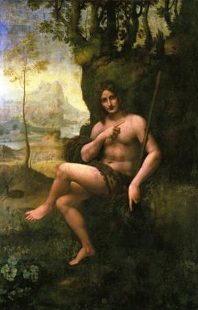 Bacchus, circa 1695 by Leonardo da Vinci
