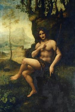 Bacchus by Leonardo da Vinci