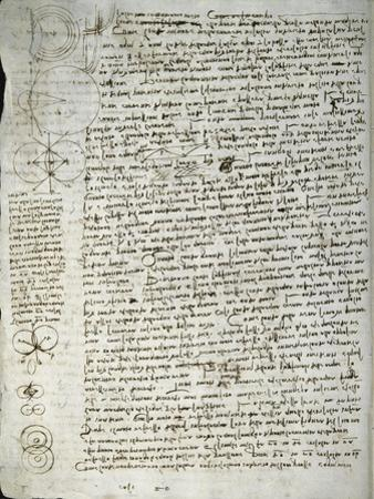 Codex Leicester: Science of Waves by Leonardo da Vinci