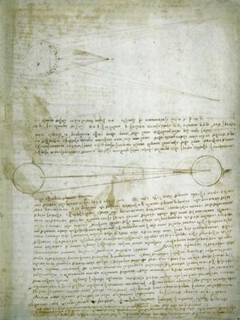 Codex Leicester: The Changing Earth by Leonardo da Vinci