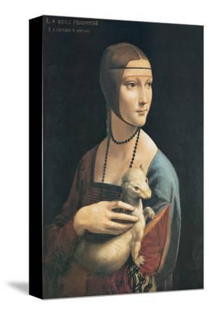 Dama con Ermellino by Leonardo da Vinci