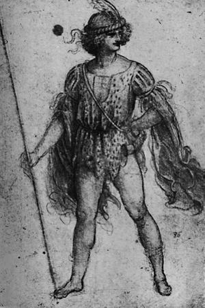 'Dress for Tournament', 1928 by Leonardo Da Vinci