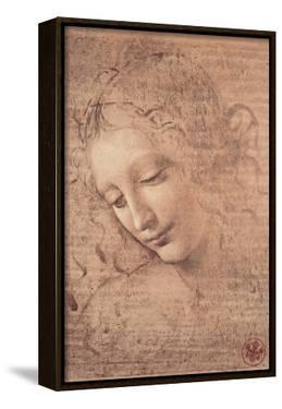 Female Head (La Scapigliata), c.1508 by Leonardo da Vinci