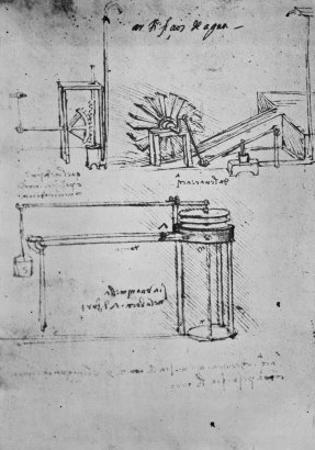 Folio 53 by Leonardo da Vinci