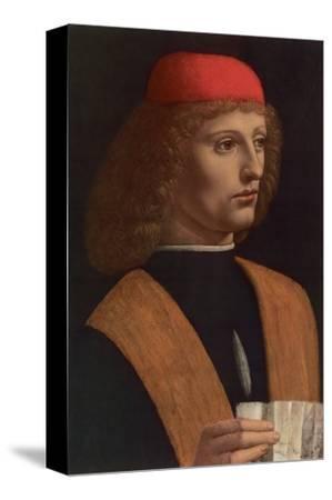 Il Musicista by Leonardo da Vinci