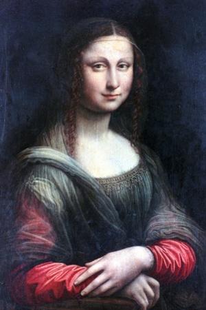La Joconde, C1500 by Leonardo da Vinci