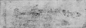 'Men Ploughing and Digging', c1480 (1945) by Leonardo da Vinci