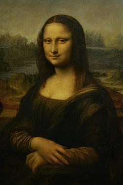 Mona Lisa, 1503-1506 by Leonardo da Vinci