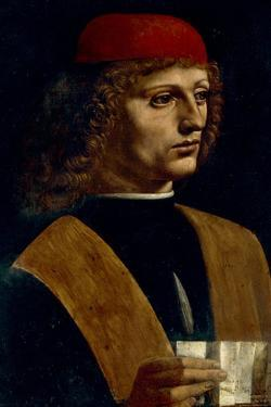 Portrait of a Musician by Leonardo da Vinci