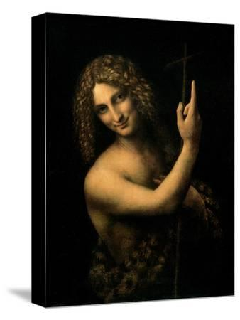 St. John the Baptist, 1513-16 by Leonardo da Vinci