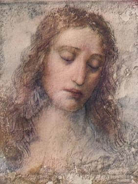 Study for the head of Christ for The Last Supper, c1495, (1911) by Leonardo Da Vinci