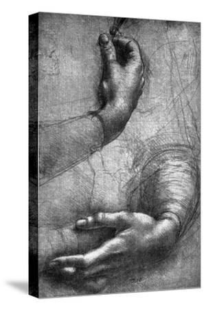 Study of Hands, 15th Century