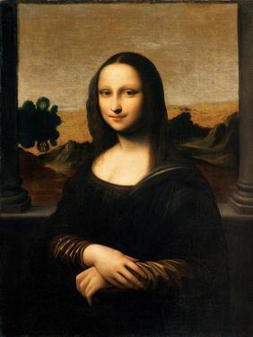 The Isleworth Mona Lisa by Leonardo da Vinci