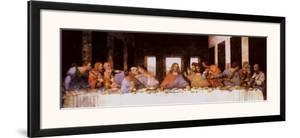 The Last Supper, c.1498 by Leonardo da Vinci