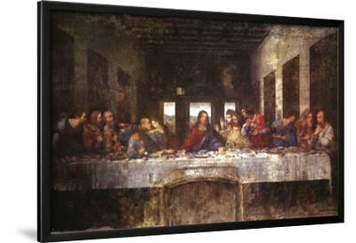 The Last Supper, c. 1498 by Leonardo da Vinci