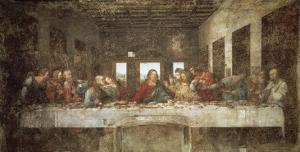 The Last Supper by Leonardo da Vinci