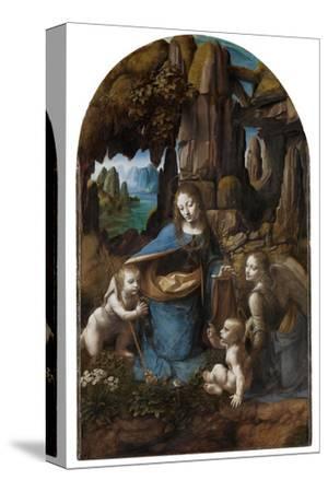 Virgin of the Rocks, 1503-1506 by Leonardo Da Vinci