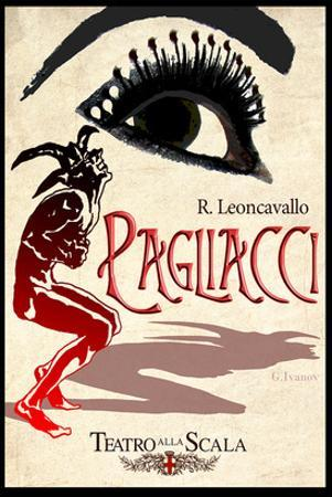 Leoncavallo Opera Pagliacci
