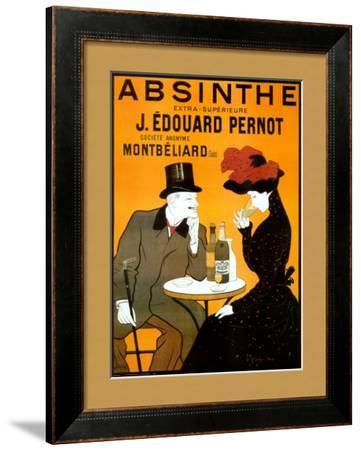 Absinthe Berthelot by Leonetto Cappiello