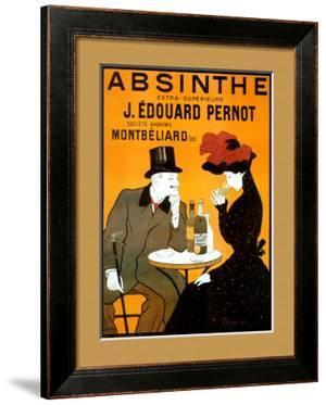 Absinthe Berthelot by Leonetto Cappiello