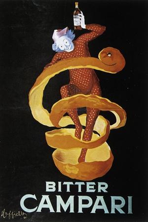 Advertising Poster for Bitter Campari