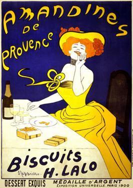 Amandines de Provence, 1900 by Leonetto Cappiello