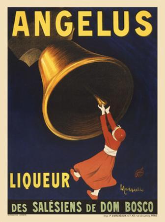Angelus Liqueur, 1907 by Leonetto Cappiello